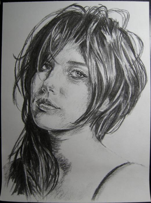 Emma Roberts by jumellecc